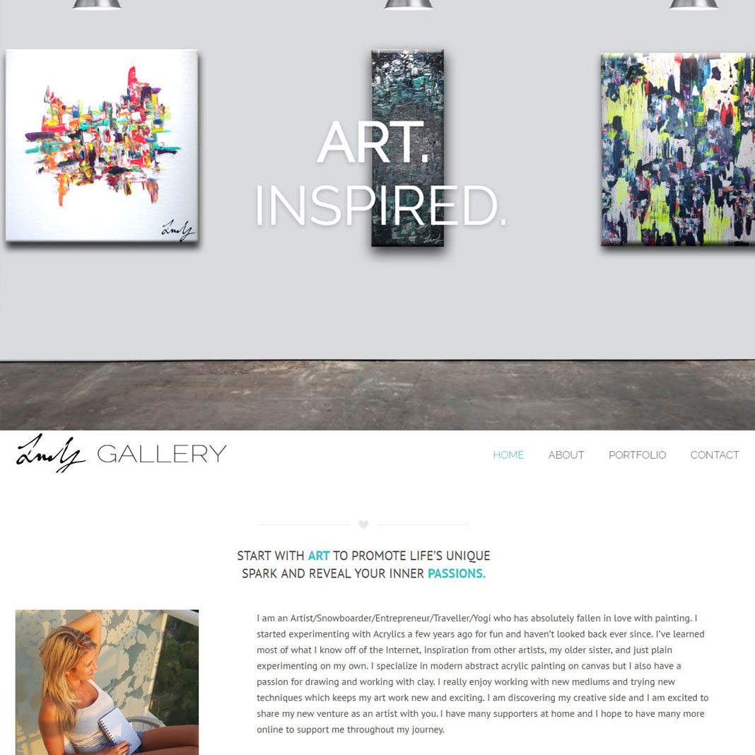 Lively Gallery Screenshot