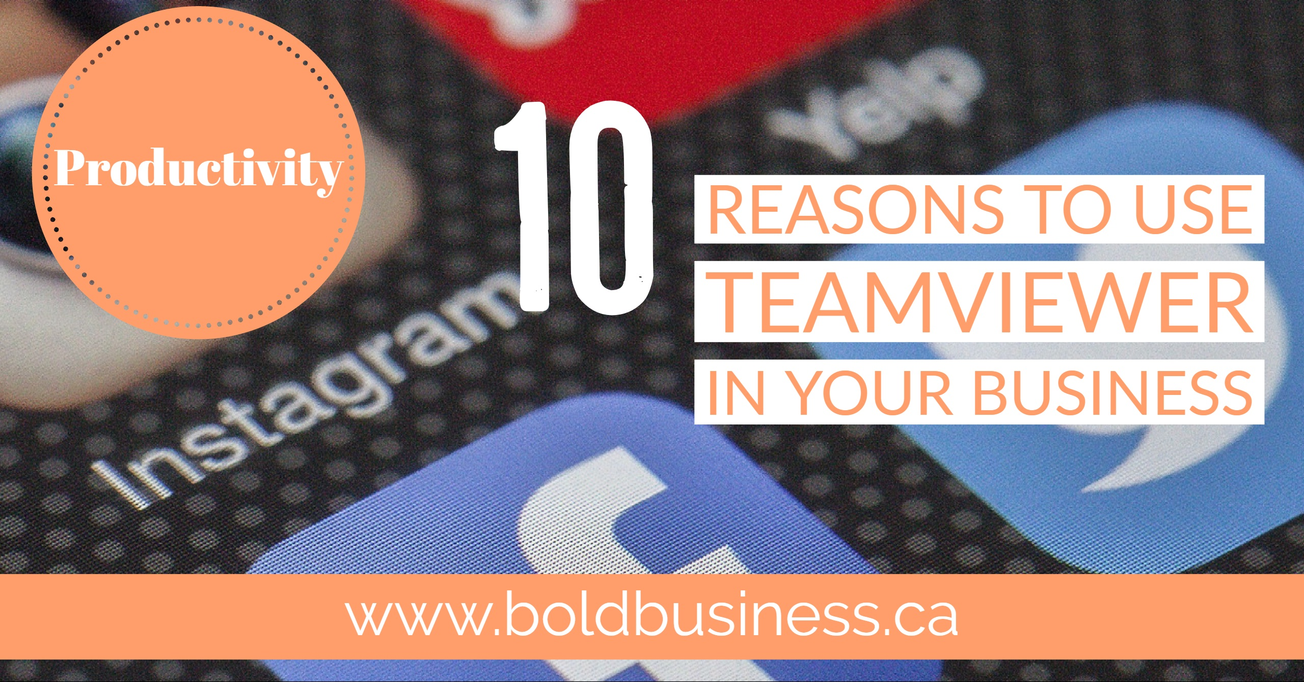 10 REASONS to use teamviewer
