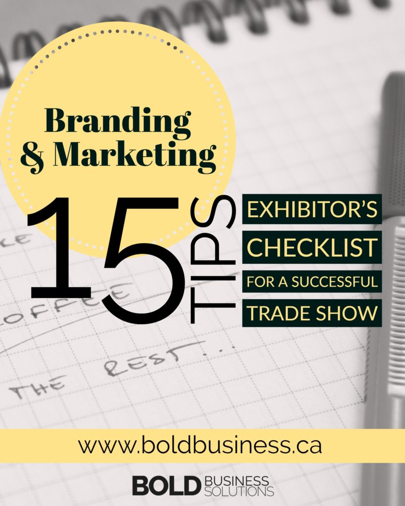 15 Tips _ Exhibitor's Checklist (3)