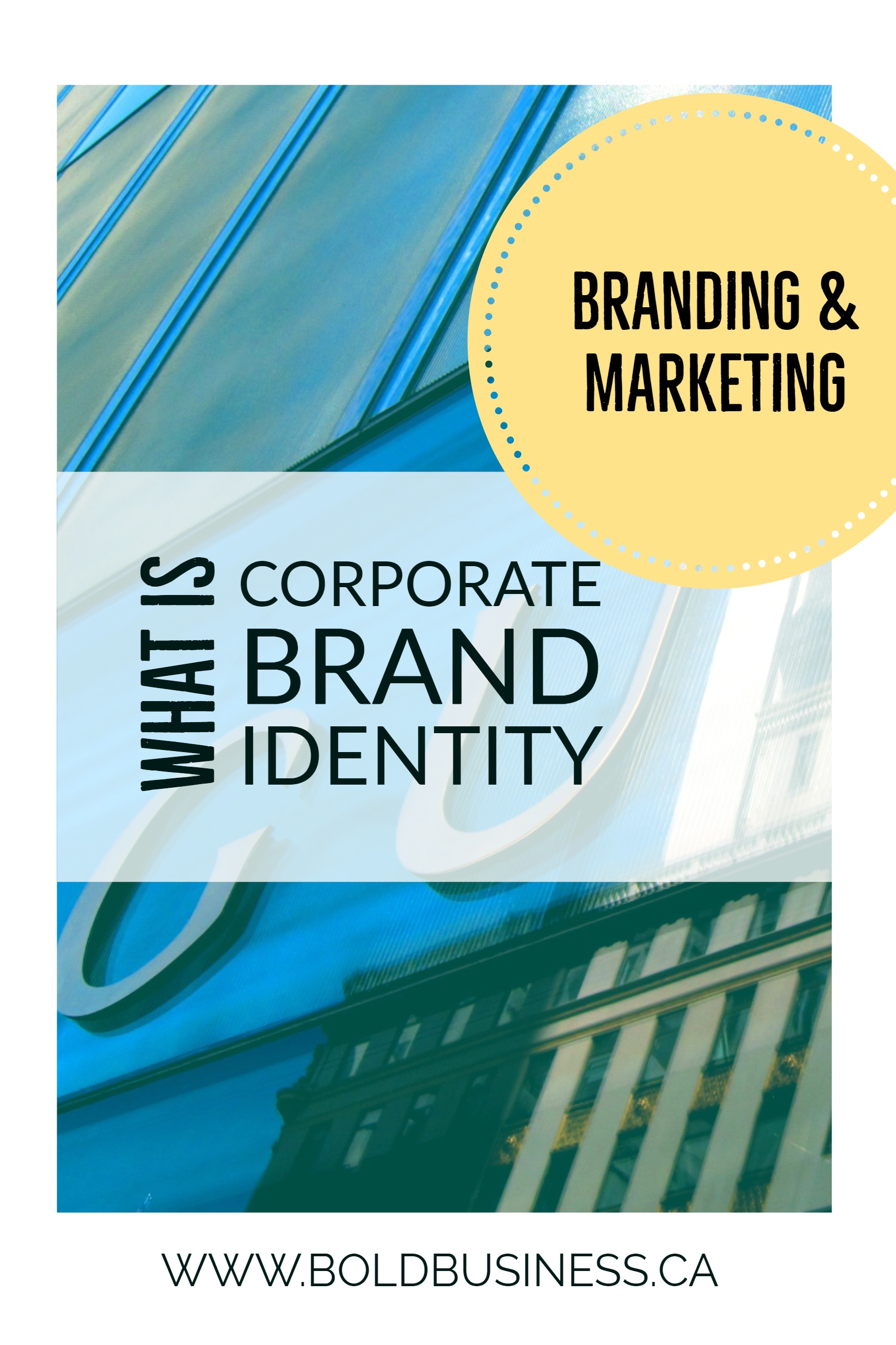 What is Corporate Brand Identity